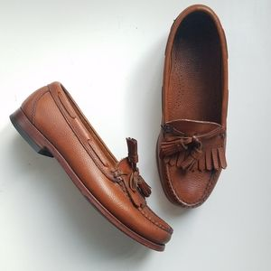 Nordstrom Leather Penny loafers slip-on